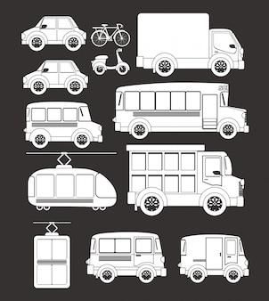 Projekt transportu