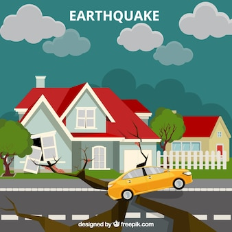 Projekt trzęsienia ziemi