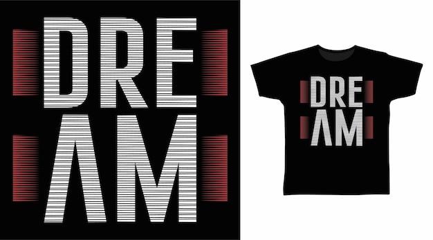 Projekt typografii marzeń