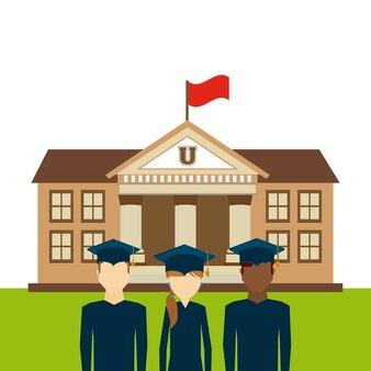 Projekt uroczystości ukończenia szkoły