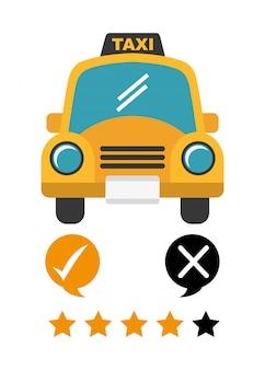 Projekt usługi taksówkowej