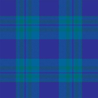 Projekt wektora tła pikseli. plaid nowoczesny wzór. kwadratowa tkanina o fakturze. szkocka tkanina w szkocką kratę. ozdoba madras kolor piękna.