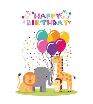 Projekt wszystkiego najlepszego z okazji urodzin