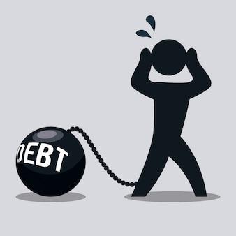 Projekt zadłużenia