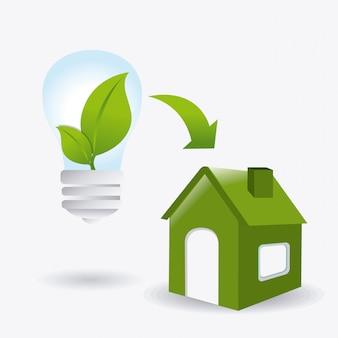 Projekt zielonej energii.