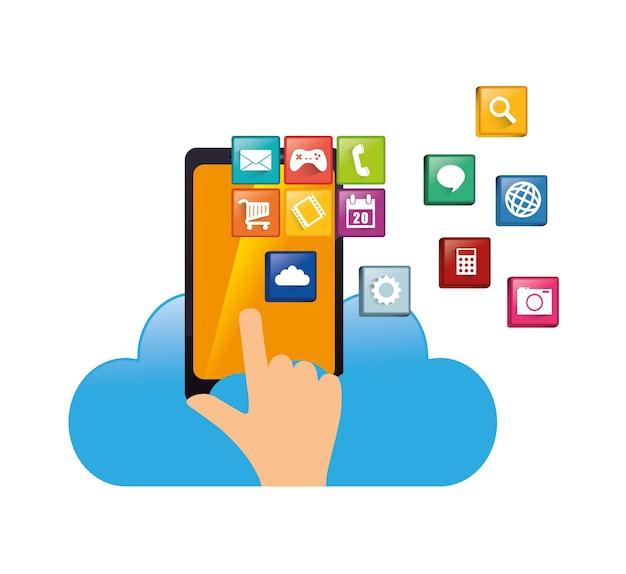 Projektowanie aplikacji mobilnych na smartfony
