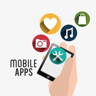Projektowanie aplikacji mobilnych.