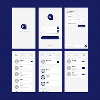Projektowanie interfejsu użytkownika aplikacji mobilnych