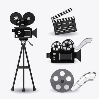 Projektowanie kinowe.