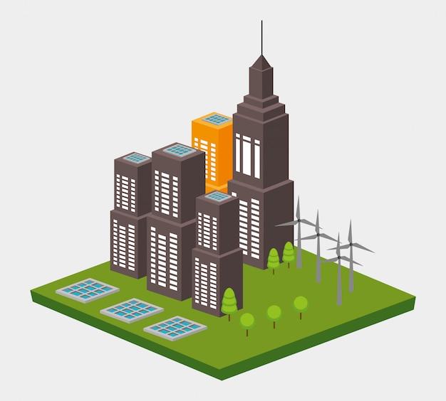 Projektowanie koncepcji budynków