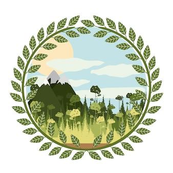 Projektowanie lasu