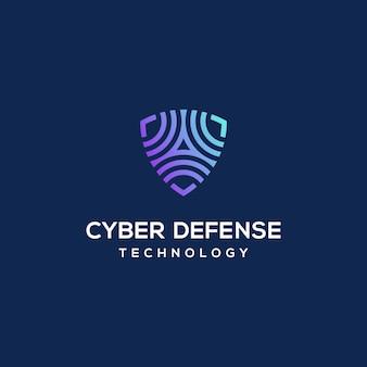 Projektowanie logo bezpieczeństwa cybernetycznego