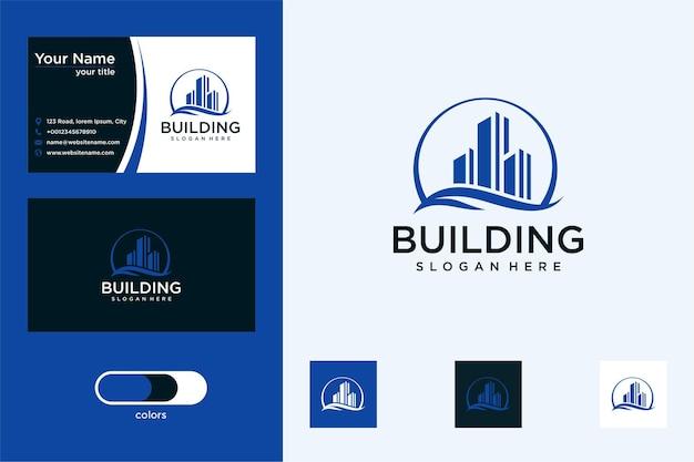 Projektowanie logo budowlanego i wizytówek