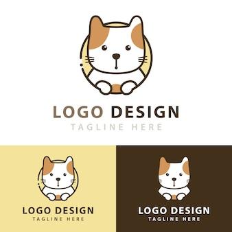 Projektowanie logo cat
