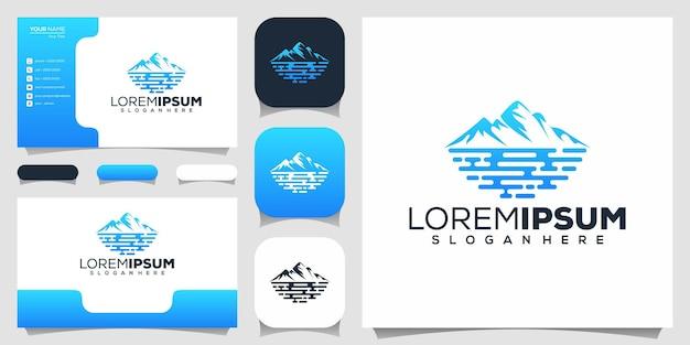 Projektowanie logo górskich