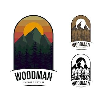 Projektowanie logo górskiej