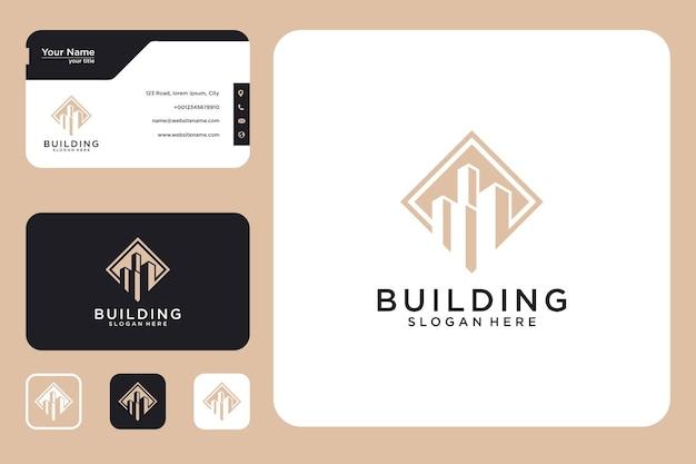 Projektowanie logo i wizytówka trójkąta