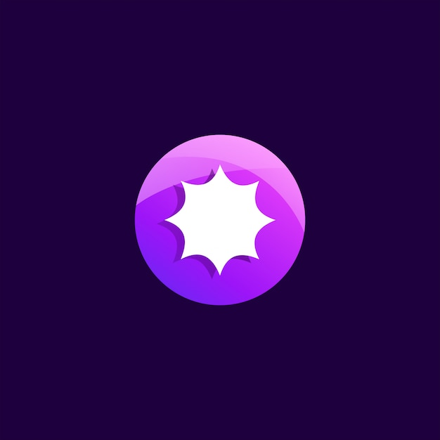 Projektowanie logo koła