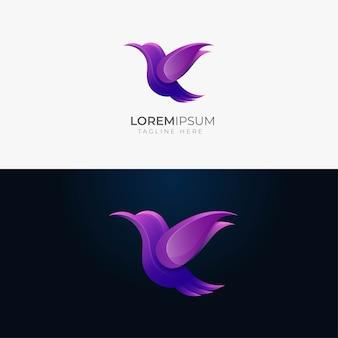 Projektowanie logo koliber