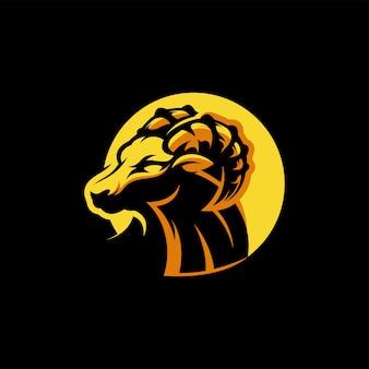 Projektowanie logo kozy