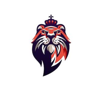 Projektowanie logo lwa
