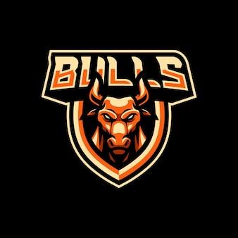 Projektowanie logo maskotki byków