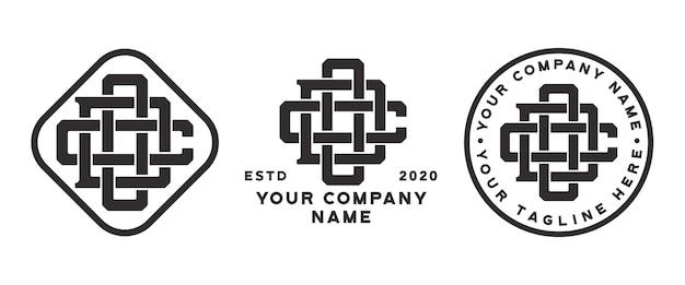 Projektowanie logo monogram doc