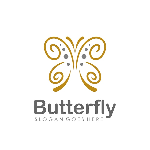 Projektowanie logo motyl streszczenie