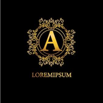 Projektowanie logo ornament