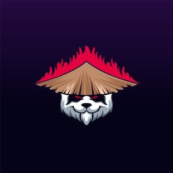 Projektowanie logo pandy