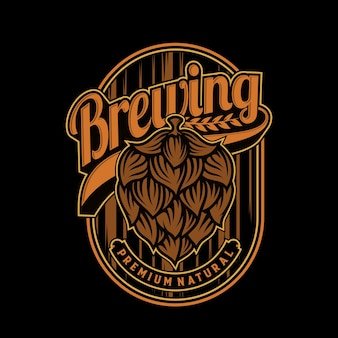 Projektowanie logo piwowarstwa