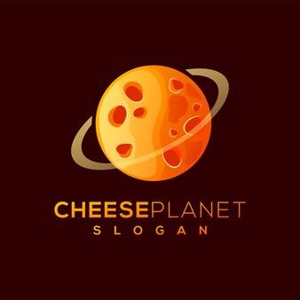 Projektowanie logo planety sera