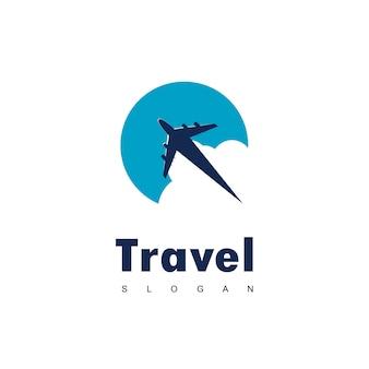 Projektowanie logo podróży
