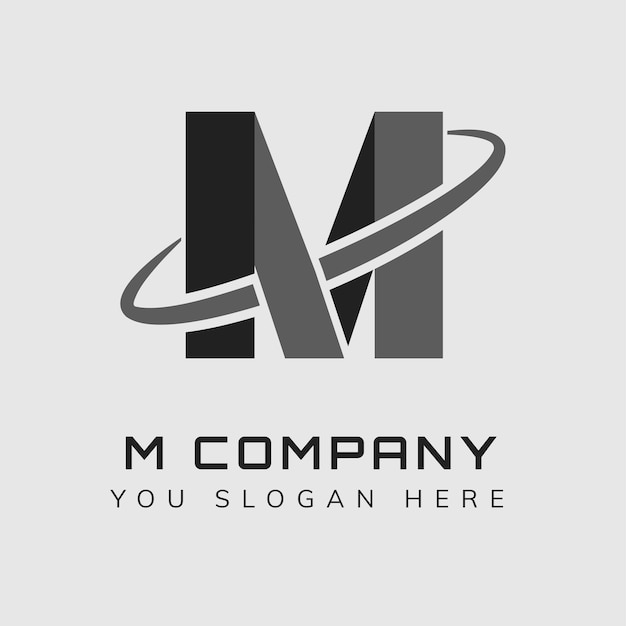 Projektowanie logo prostym hasłem z edytowalnym alfabetem