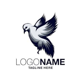 Projektowanie logo ptaka