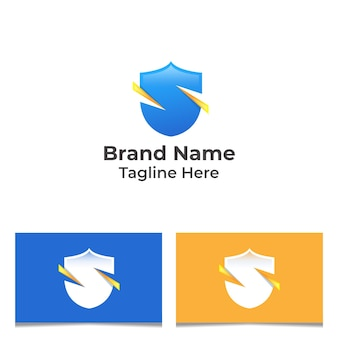 Projektowanie logo safeshield