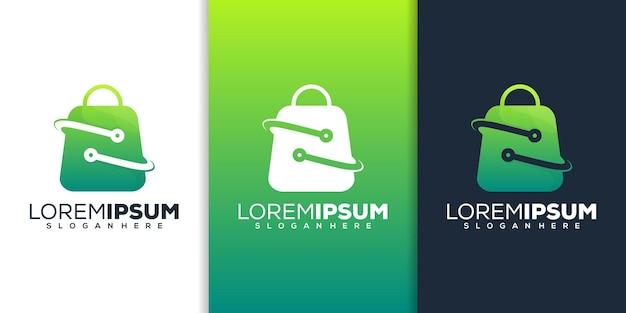 Projektowanie logo sklepu technicznego