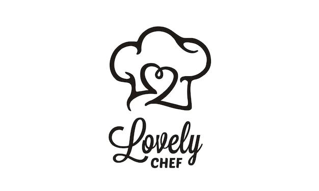 Projektowanie logo szefa kuchni / restauracji