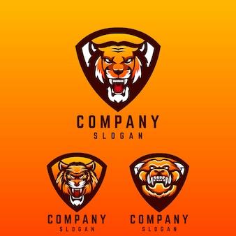 Projektowanie logo tygrysa