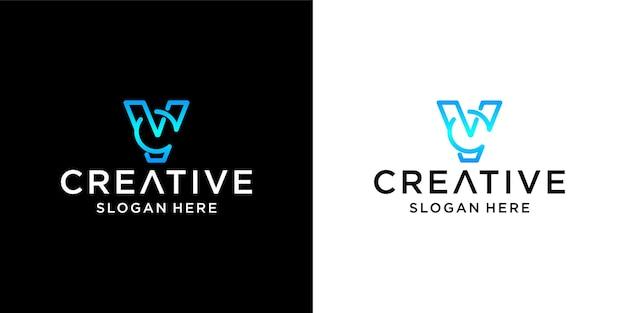 Projektowanie logo vc