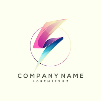 Projektowanie logo vector s premium letter