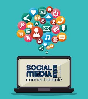 Projektowanie mediów społecznościowych