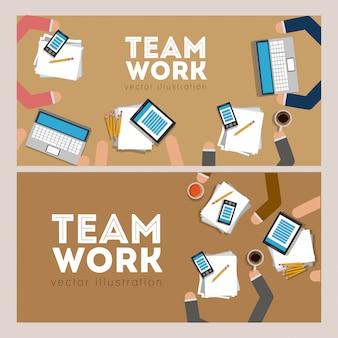 Projektowanie pracy zespołowej