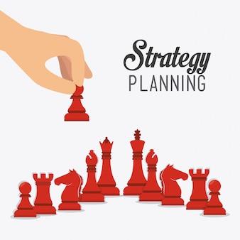 Projektowanie strategii biznesowej.