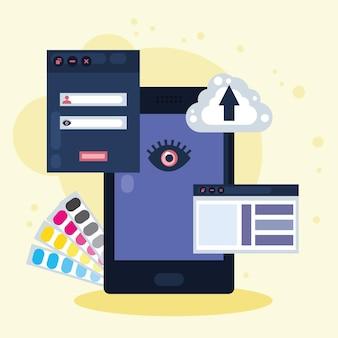 Projektowanie stron internetowych w smartfonie