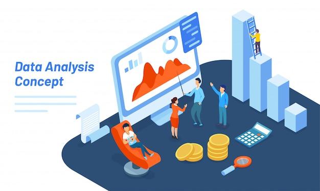 Projektowanie szablonów responsywnych w zakresie analizy danych.
