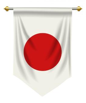 Proporczyk japonii