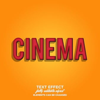 Prosta kino typografia