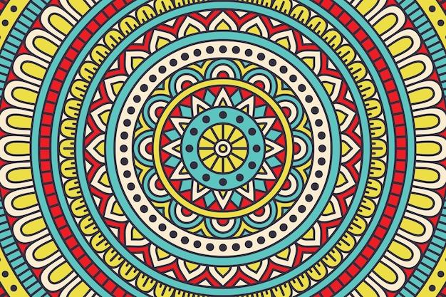 Proste tło z elementami geometrycznymi