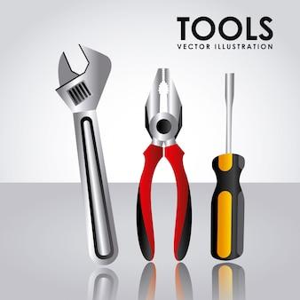 Prosty element narzędzi